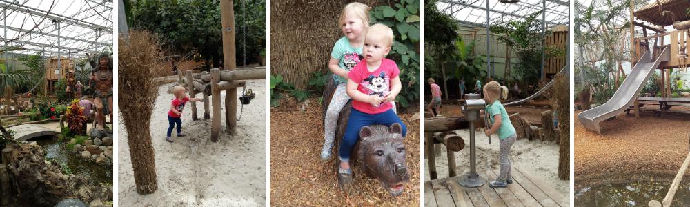Uitstapje met kinderen naar de Orchideeën Hoeve -Speeltuin