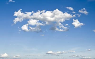 DIY wolken op de muur met verf – Een creatieve MessyMommy dag!