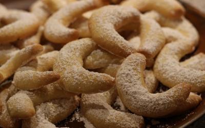Mijn favoriete koolhydraat arme koekjes – vanillekipferl