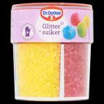 dr. oetker glitter suiker deco voor schuimkransjes