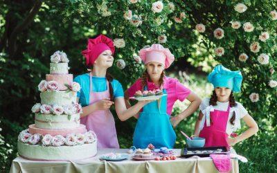 Planning bij het taart bakken – dirty thirty here we come!