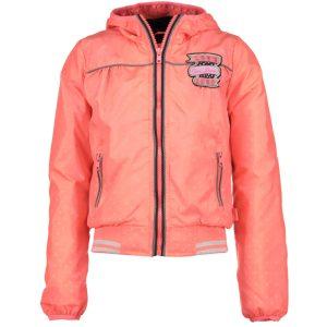 Cars jeans jas roze peuter kinderkleding