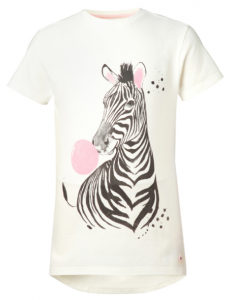 Dierenprint look - stoer en comfy shirt Larchmont NOP Noppies