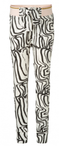 Joggingbroek Lunas dierenprint look - stoer en comfy NOP Noppies