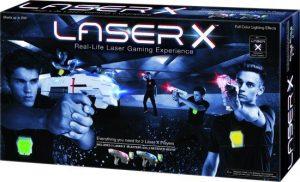 Laser gamen - buitenspeelgoed vanaf 10 jaar