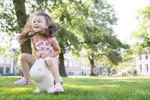 Skippy dieren - buitenspeelgoed skippybal