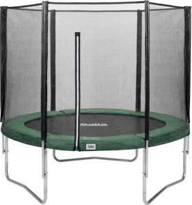 Trampoline springen - mijn favoriete buitenspeelgoed