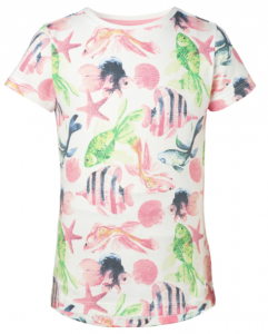 Tropical prints kinderkleding zomer 2018 shirt Marion NOP Noppies