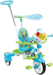 VTech Super Trike 4 in 1 - Buitenspeelgoed baby