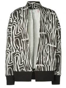Vest Loving dierenprint look - stoer en comfy NOP Noppies