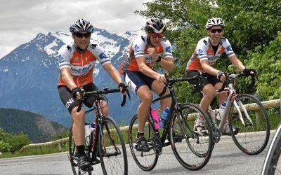 Alpe d'HuZes 2018 – Helden van 4 gaan de strijd aan
